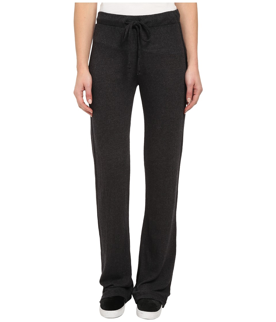 Allen Allen - Long Pant (Black) Women's Casual Pants