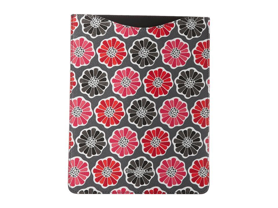 Vera Bradley - Slim Tablet Sleeve (Blossoms) Computer Bags