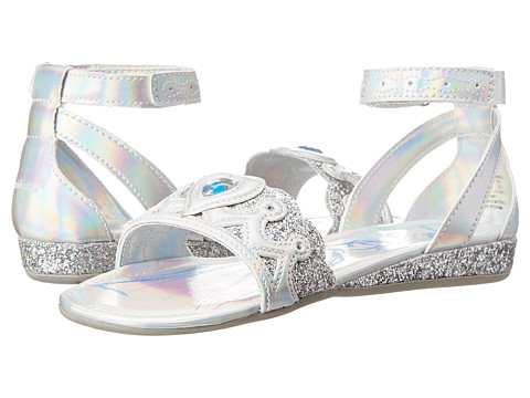 Stride Rite - Cinderella Sandal (Toddler/Little Kid) (Silver) Girls Shoes