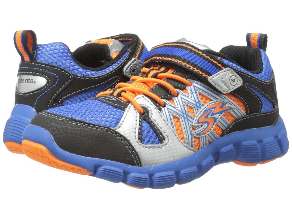 Stride Rite - Propel A/C (Little Kid) (Blue) Boy's Shoes