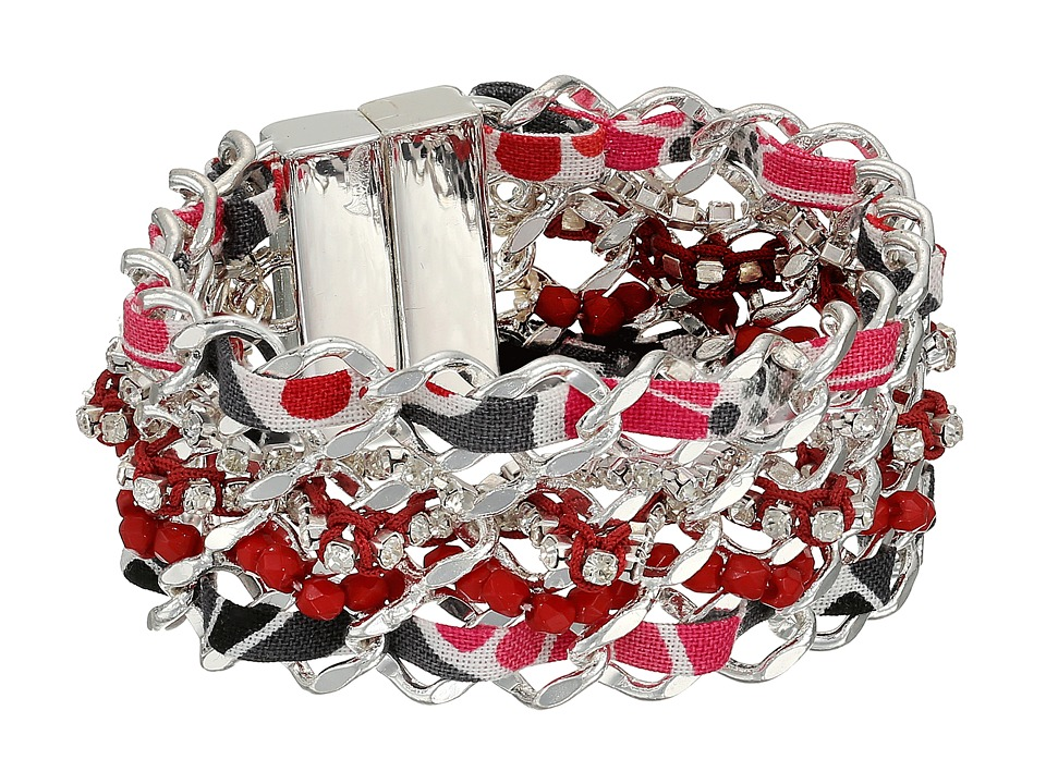 Vera Bradley - In The Mix Bracelet (Blossoms) Bracelet