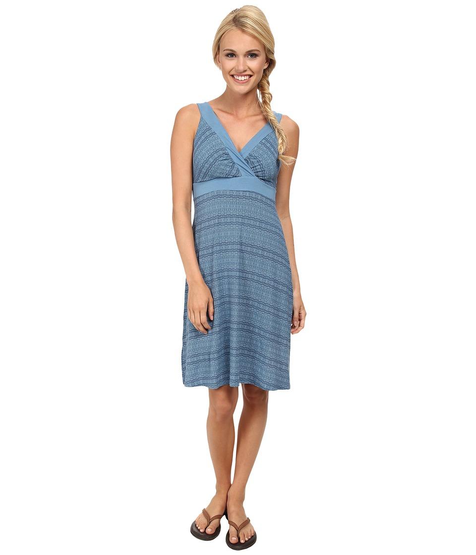 Aventura Clothing - Aria Dress (Parisian Blue) Women's Dress