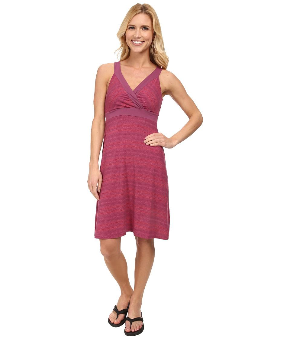 Aventura Clothing - Aria Dress (Damson) Women