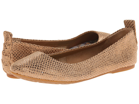 Born - Kady (Rame (Bronze) Metallic Snake) Women's Flat Shoes
