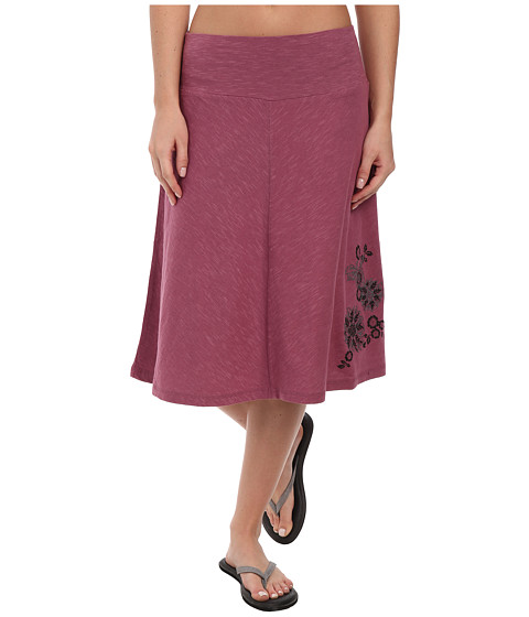 Aventura Clothing - Meryl Skirt (Damson) Women's Skirt