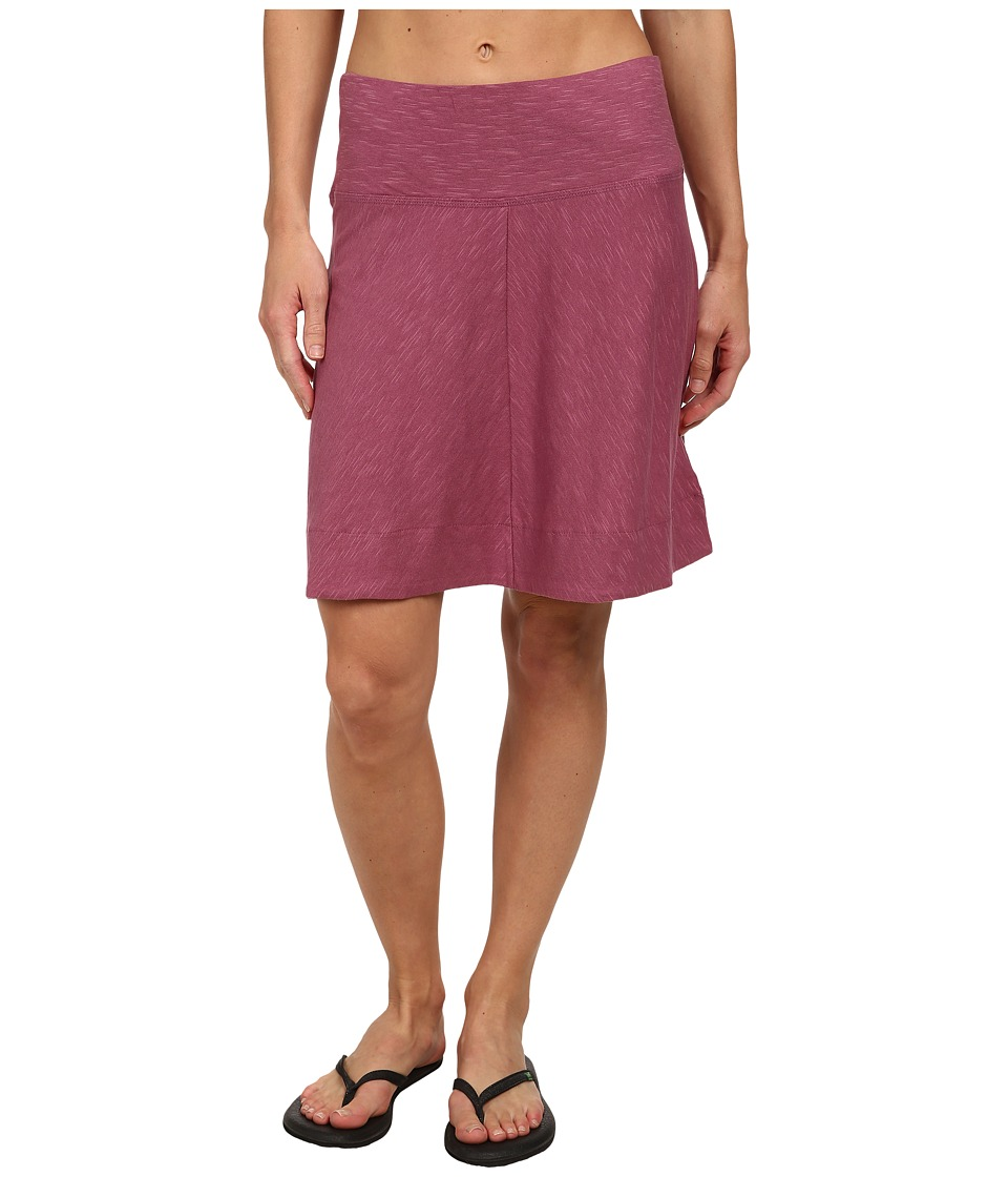 Aventura Clothing - Sinclair Skirt (Damson) Women's Skirt