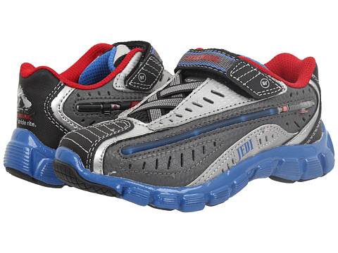 Stride Rite - Dueling Lightsaber '14 (Toddler/Little Kid) (Silver/Blue) Boys Shoes