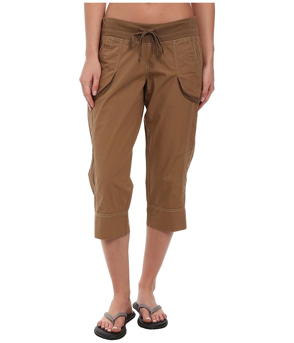 Aventura Clothing - Rowan Capri (Otter) Women's Capri