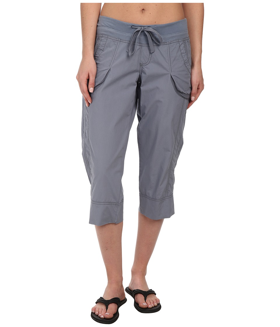 Aventura Clothing - Rowan Capri (Flintstone) Women