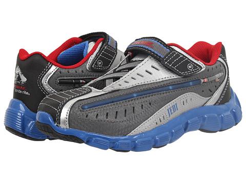 Stride Rite - Dueling Lightsaber '14 (Little Kid) (Silver/Blue) Boys Shoes