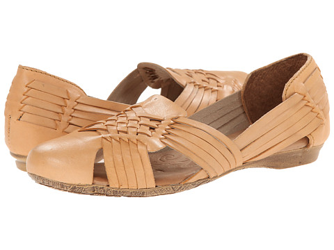 Born - Letitia (Miel (Natural) Full-Grain Leather) Women's Flat Shoes