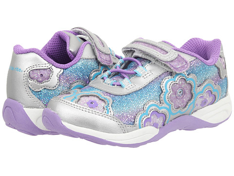 Stride Rite - SS Pepper A/C (Toddler/Little Kid) (Purple) Girls Shoes