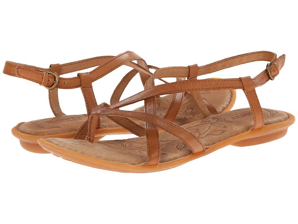 Born - Mai (Cuoio (Brown) Full-Grain Leather) Women's Sandals