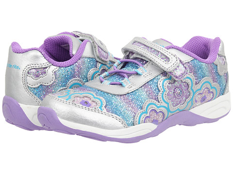 Stride Rite - SS Pepper A/C (Little Kid) (Purple) Girls Shoes