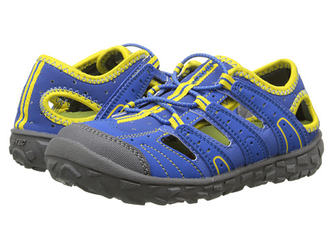 Hi-Tec Kids - Tortola Escape (Toddler/Little Kid/Big Kid) (Seaplane/Regatta/Sunray) Boys Shoes