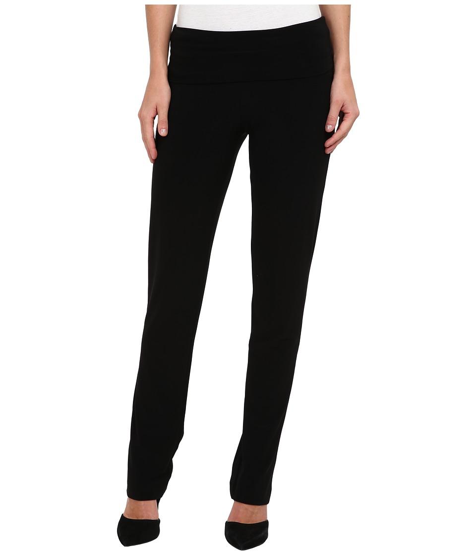 KAMALIKULTURE by Norma Kamali - Go Skinny Pant (Black) Women's Casual Pants
