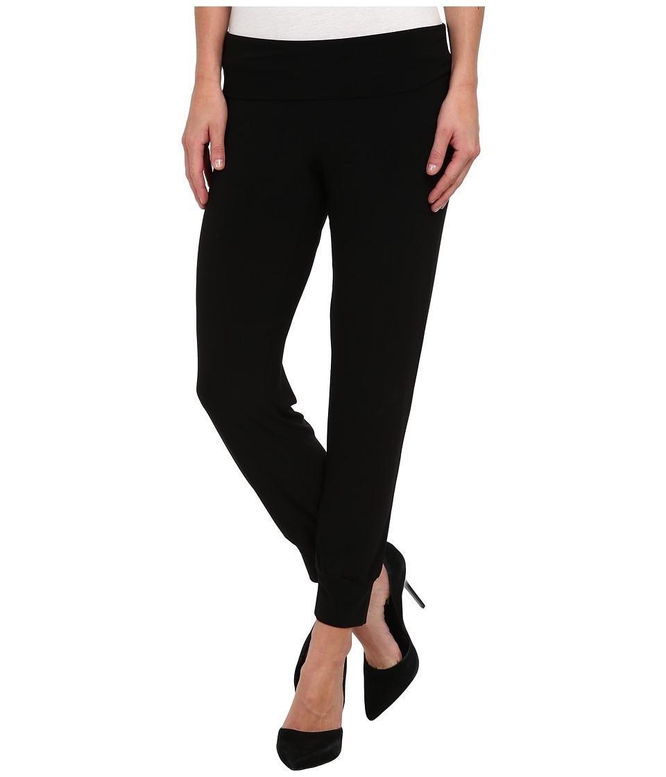 KAMALIKULTURE by Norma Kamali - Go Jog Pant (Black) Women's Casual Pants