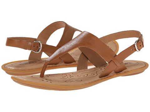d2653056d9c1 887316429424. Born - Mariel (Cuoio (Light Brown) Full-Grain Leather)  Women s Sandals