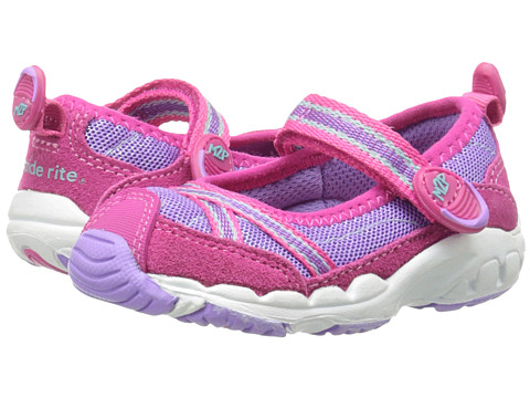 Stride Rite - M2P Baby Scarlet (Toddler) (Pink/Purple) Girls Shoes