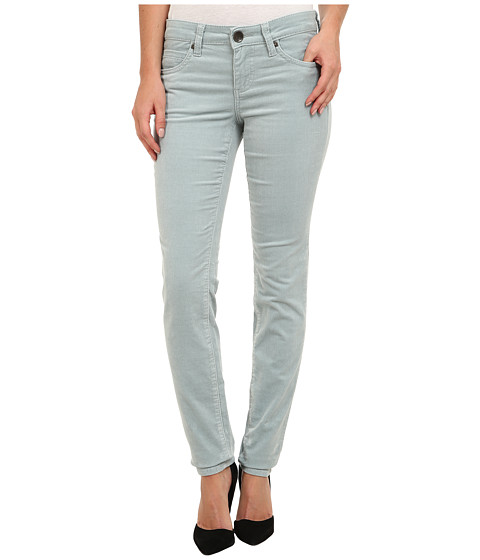 KUT from the Kloth - Diana Skinny Corduroy in Blue Glaze (Blue Glaze) Women