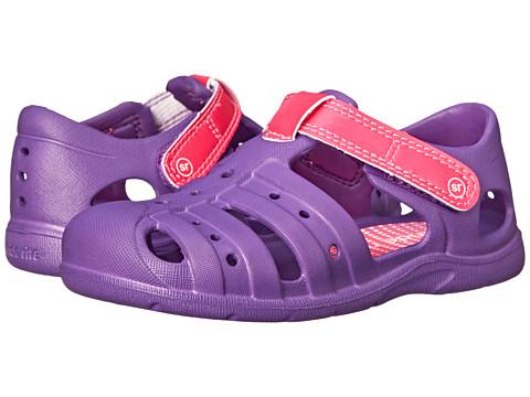Stride Rite - Starfish (Toddler) (Purple/Pink) Girls Shoes