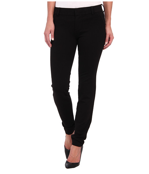 KUT from the Kloth - Diana Ponte Trouser (Black) Women's Casual Pants