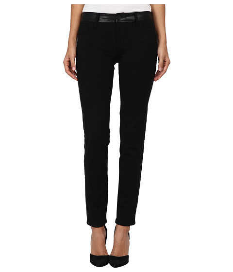 KUT from the Kloth - Diana Ponte Skinny in Black (Black) Women's Casual Pants