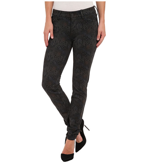 KUT from the Kloth - Diana Printed Skinny in Grey (Grey) Women