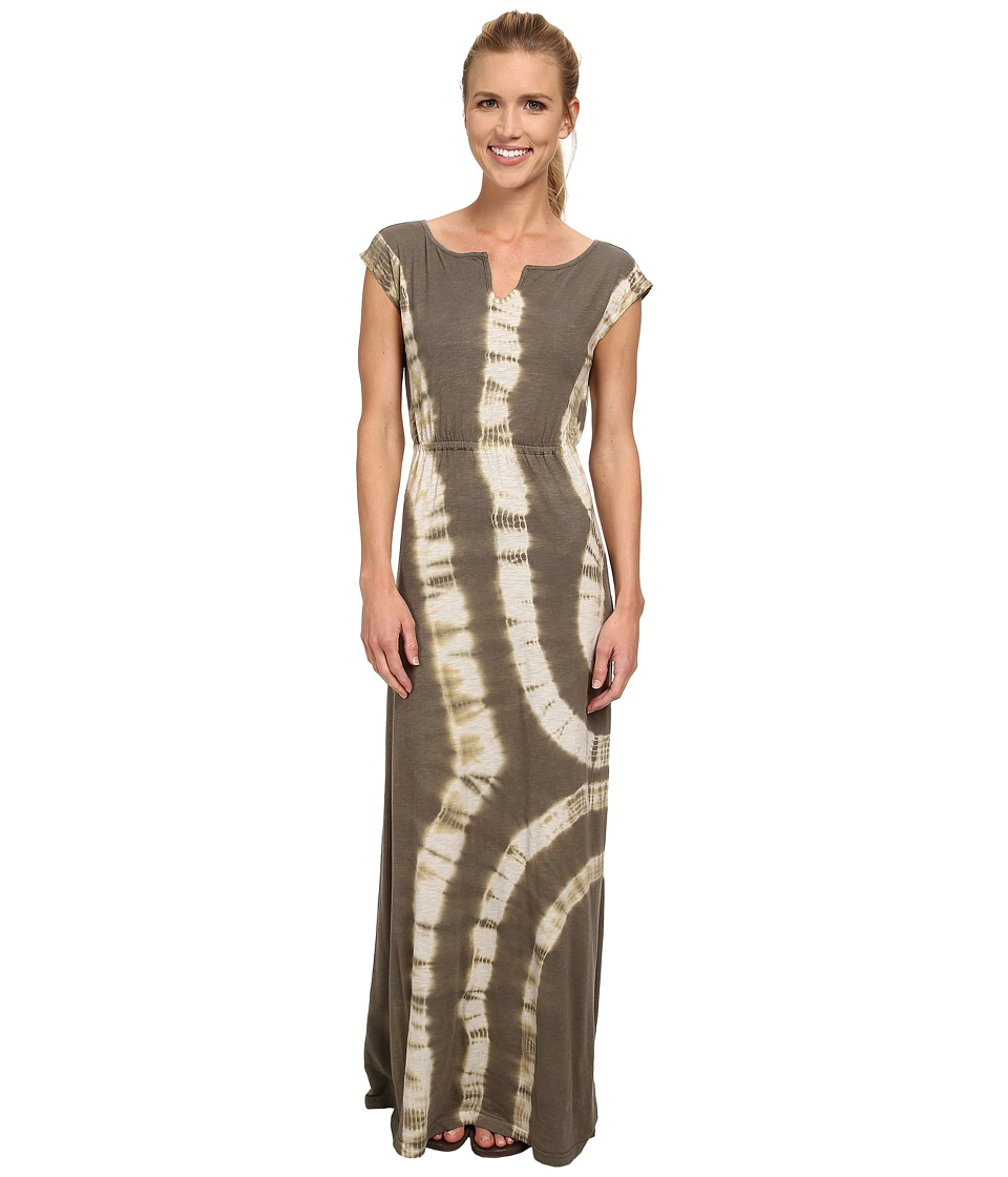 Aventura Clothing - Charlize Maxi Dress (Dusty Olive) Women's Dress