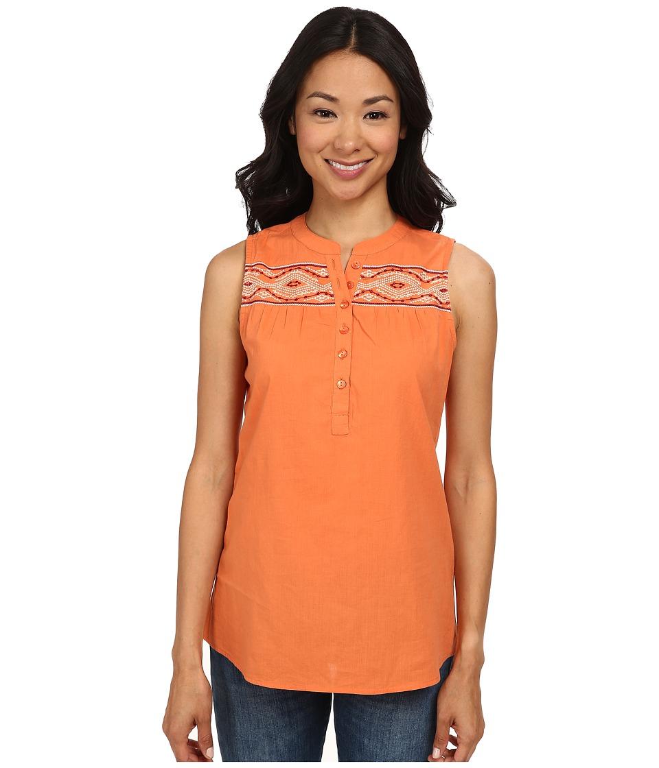 Aventura Clothing - Damaris Tank Top (Flamingo) Women's Sleeveless