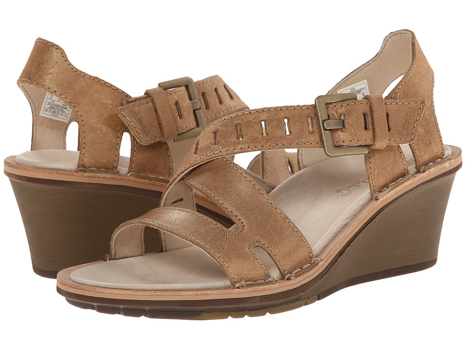 Merrell - Sirah Lattice (Beige) Women's Sandals