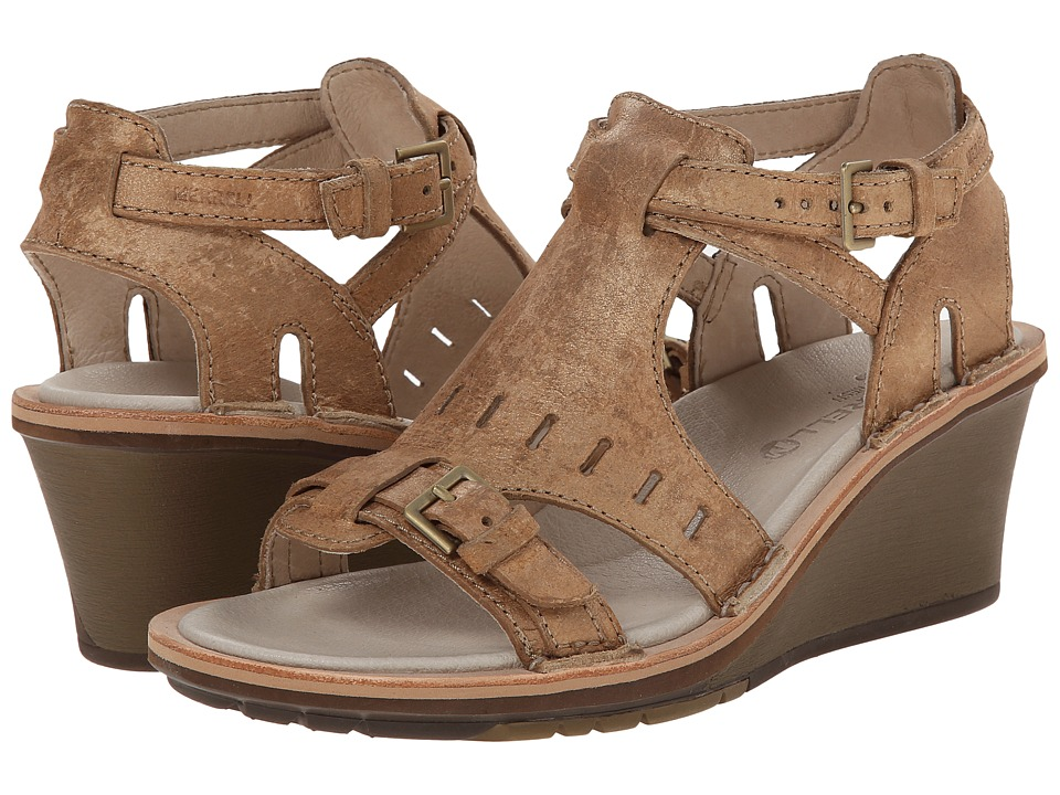 Merrell - Sirah Cloak (Beige) Women's Sandals