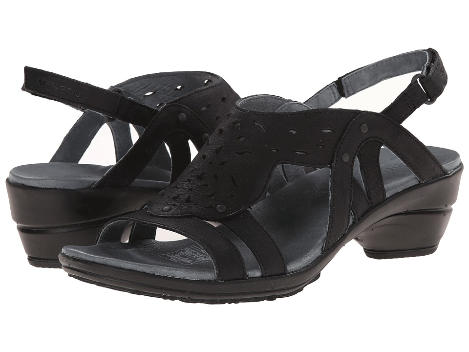 Merrell - Veranda Link (Black) Women's Sandals