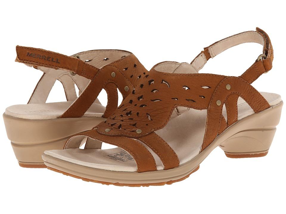 Merrell - Veranda Link (Oat Straw) Women's Sandals