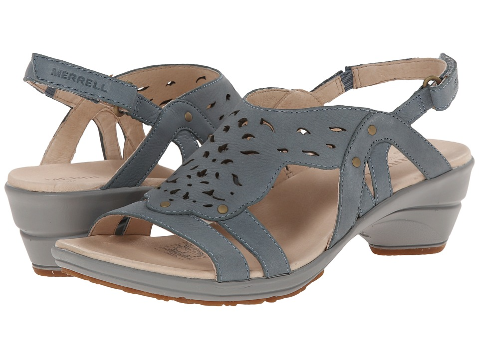 Merrell - Veranda Link (Dusty Blue) Women's Sandals