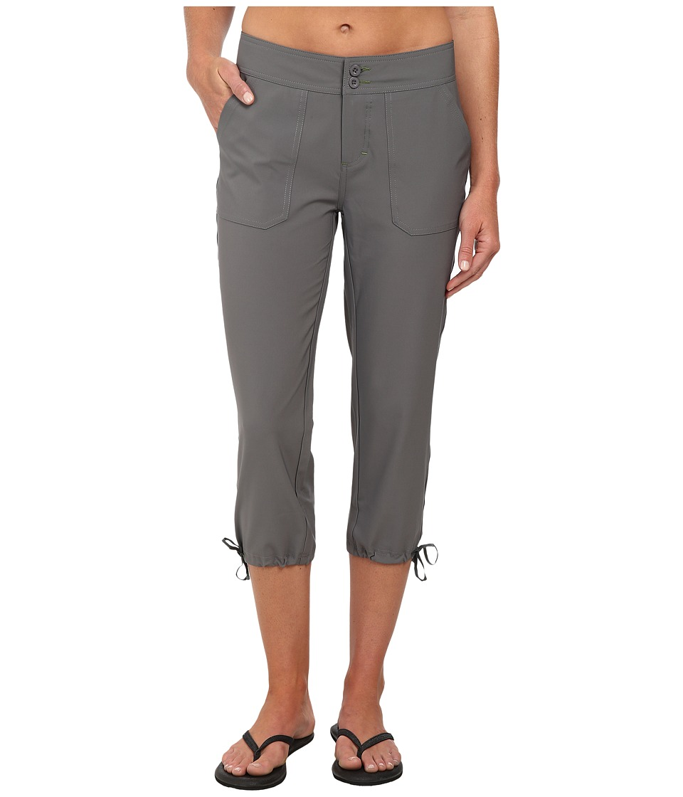 Aventura Clothing - Keeva Capri (Quiet Shade) Women
