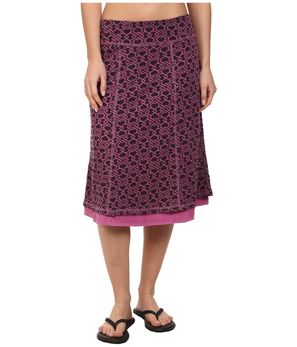 Aventura Clothing - Avaline Reversible Skirt (Black) Women's Skirt