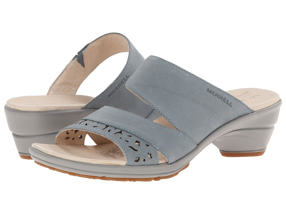 Merrell - Veranda Slide (Dusty Blue) Women's Sandals