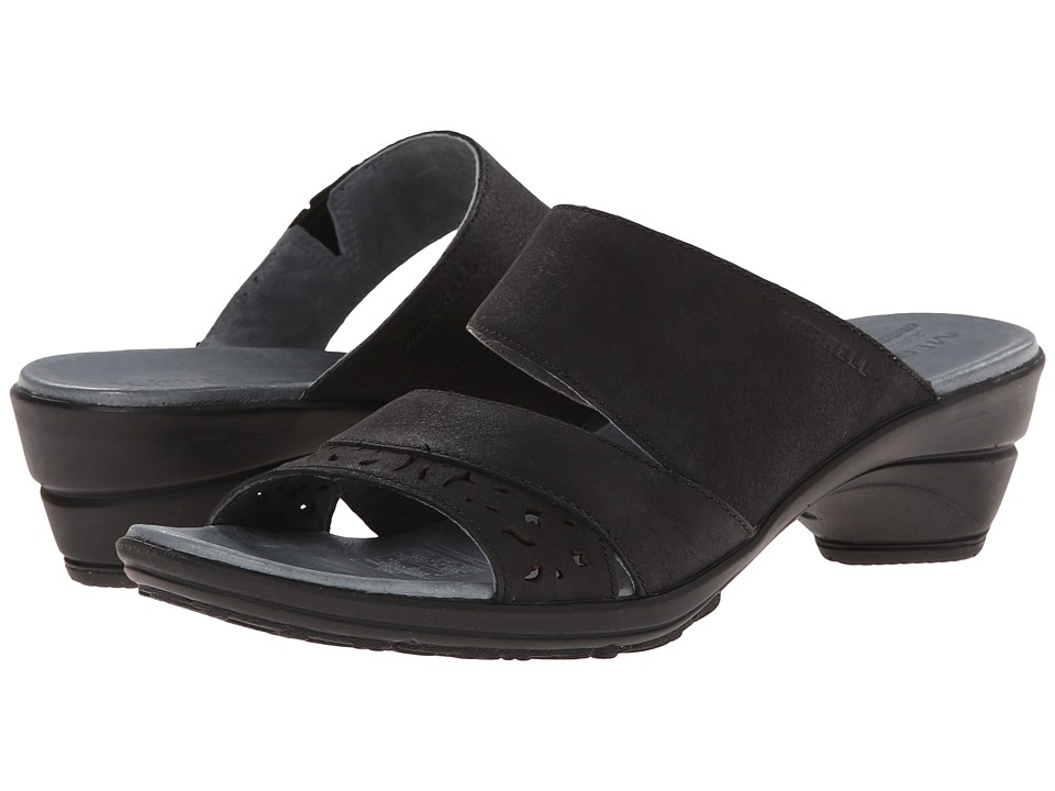 Merrell - Veranda Slide (Black) Women's Sandals