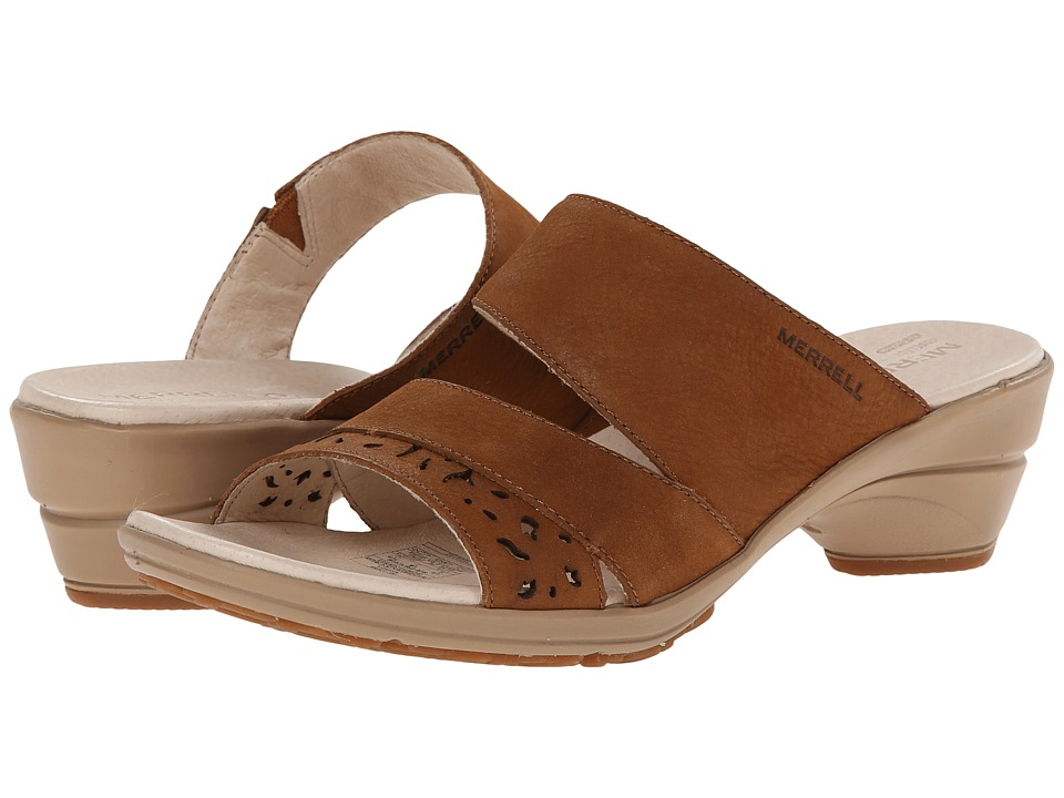 Merrell - Veranda Slide (Oat Straw) Women's Sandals