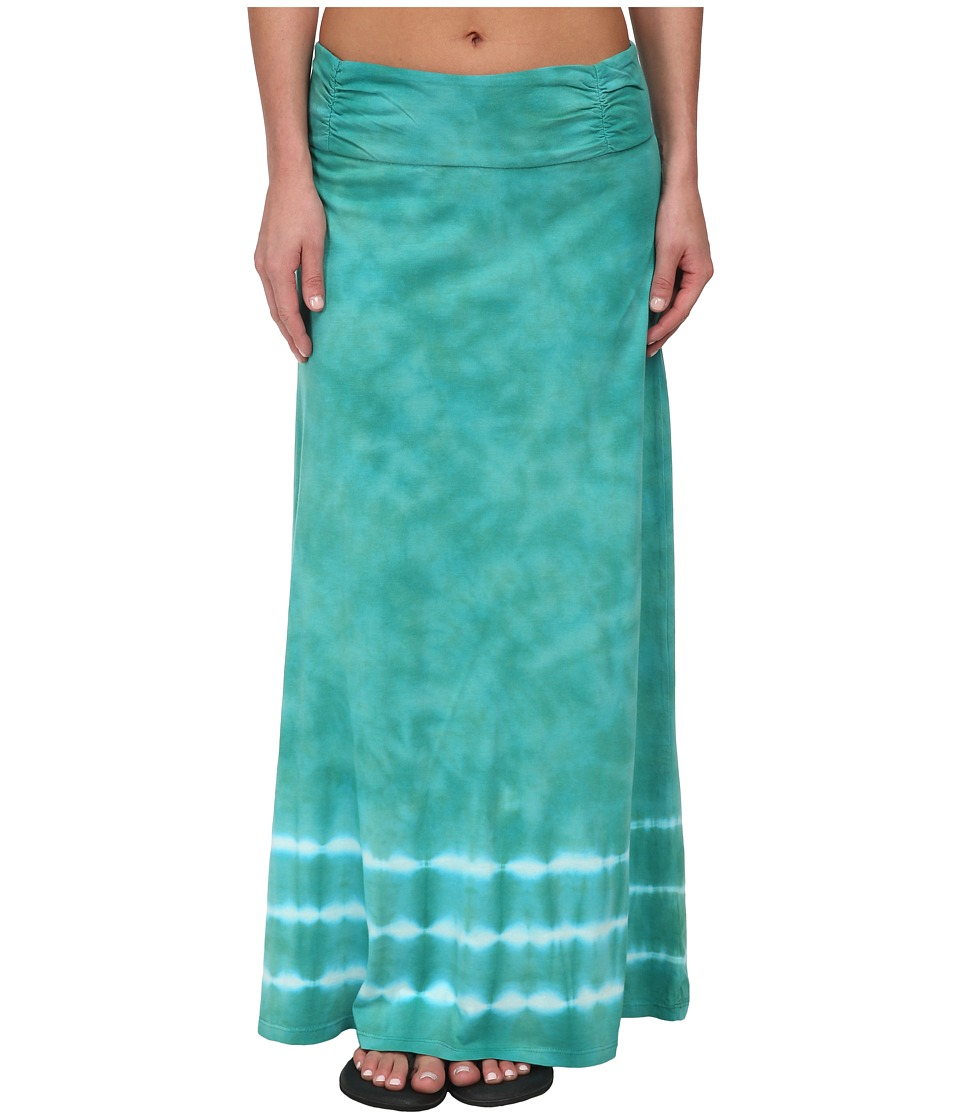 Aventura Clothing Tyra Maxi Skirt (Alhambra Green) Women