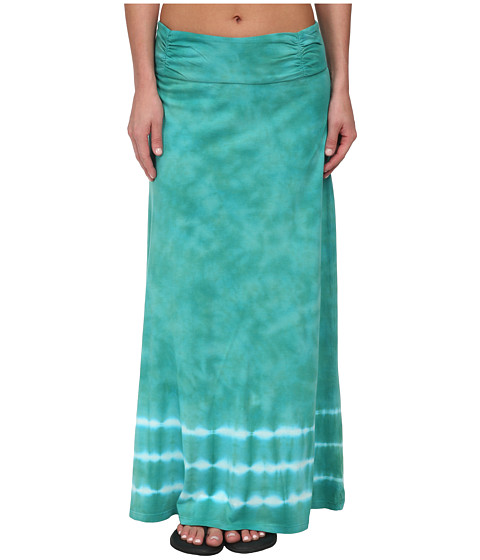 Aventura Clothing - Tyra Maxi Skirt (Alhambra Green) Women's Skirt