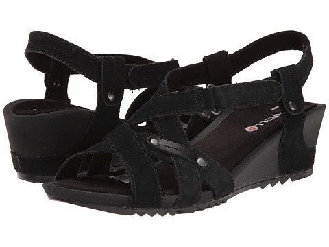 Merrell - Revalli Cross (Black) Women's Sandals