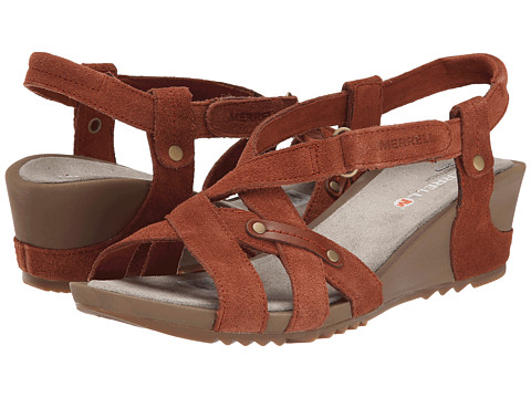 Merrell - Revalli Cross (Tortoise Shell) Women's Sandals
