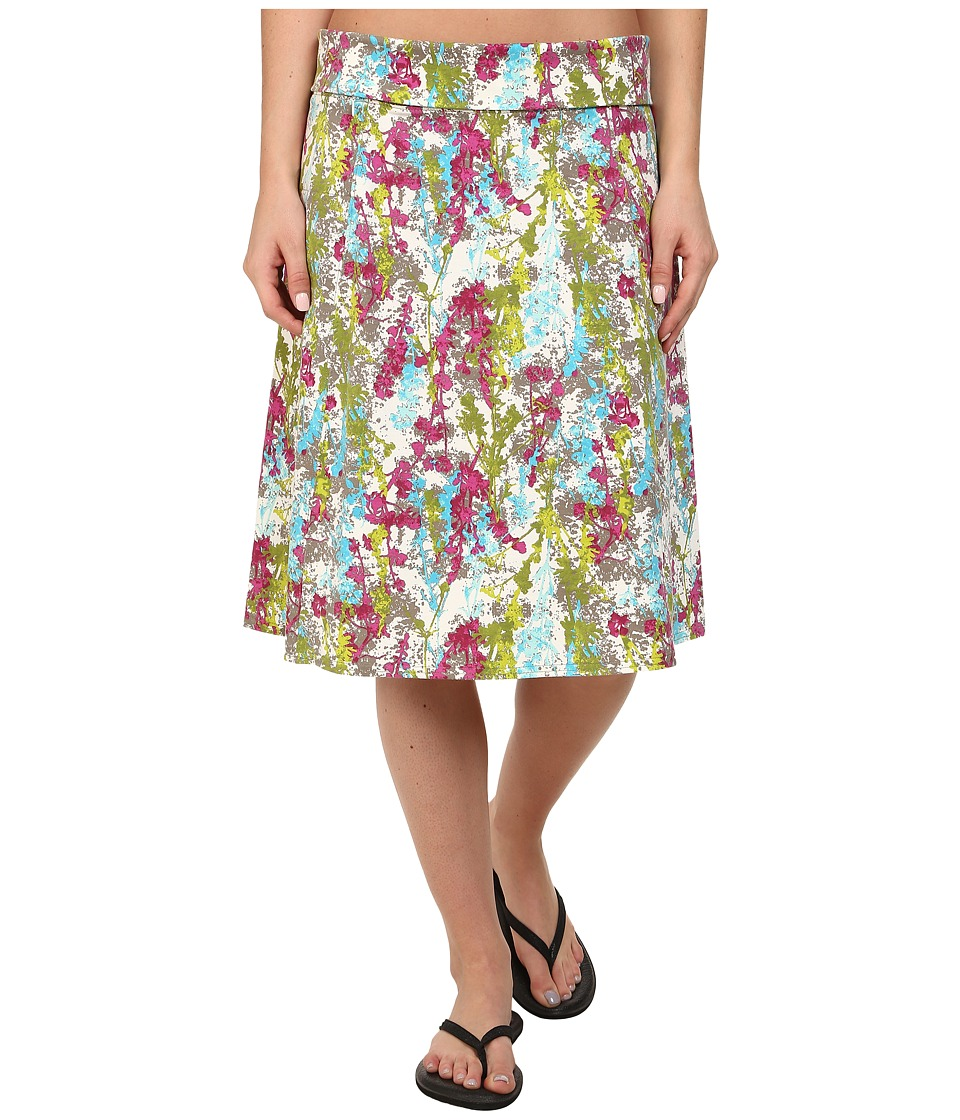 Royal Robbins - Essential Blossom Skirt (Quartz) Women