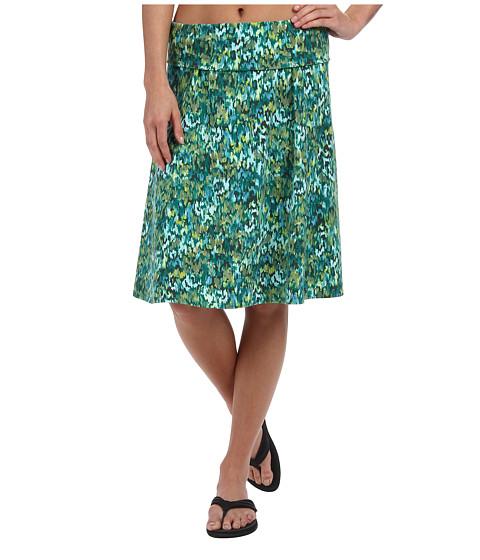 Royal Robbins - Essential Plein Air Skirt (Dark Aqua) Women