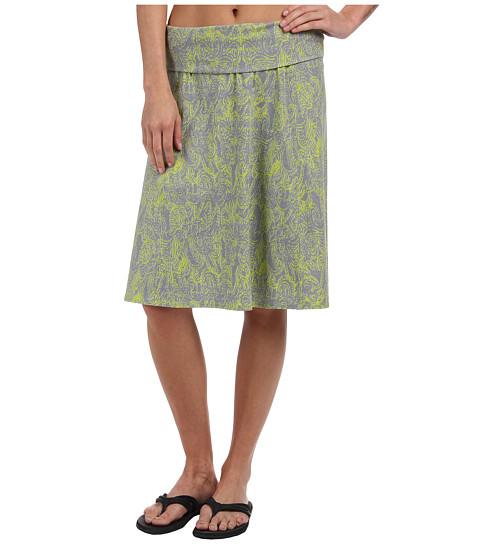 Royal Robbins - Essential Henna Skirt (Lime Zest) Women