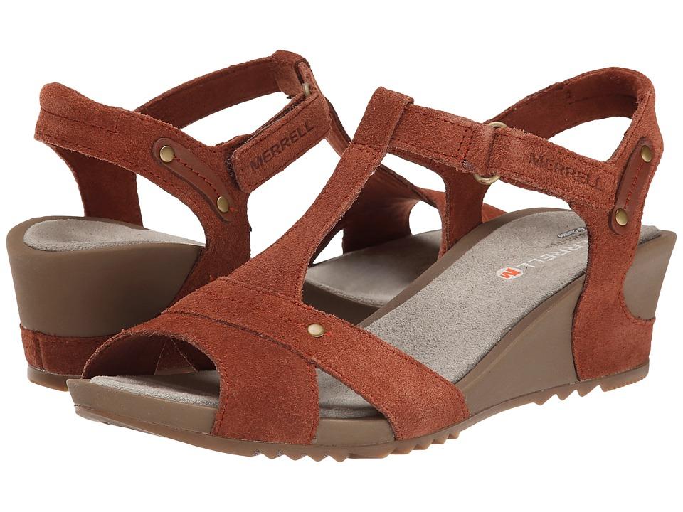 Merrell - Revalli Link (Tortoise Shell) Women's Sandals