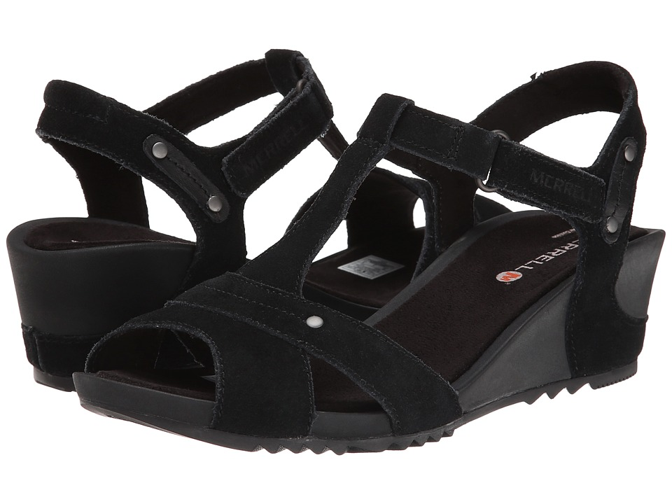 Merrell - Revalli Link (Black) Women's Sandals