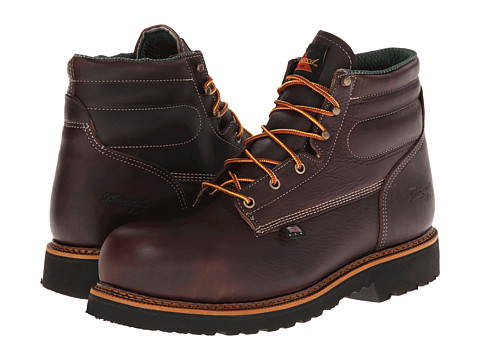 Thorogood - 6 Inch Composite Toe (Brown) Men's Work Boots